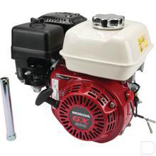 Motor 5.5pk krukas horizontaal GX200UT2-SM-CR-OH productfoto