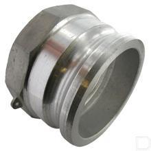 "Camlock snelkoppeling A 4"" binnendraad Aluminium productfoto"