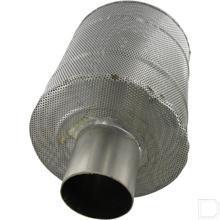 Filter 170x150x60mm RVS  productfoto