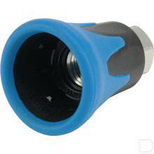 Hogedrukreiniger spuitdop beschermer blauw  productfoto