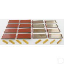 Set glijplaten voor HM200 Netto productfoto
