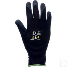 Kinderhandschoen 5-8 jaar marineblauw productfoto