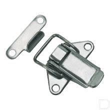 Spansluiting Type 1 light duty RVS productfoto