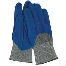 Handschoen Light Task Plus nylon maat 11 / XL blauw / zwart productfoto