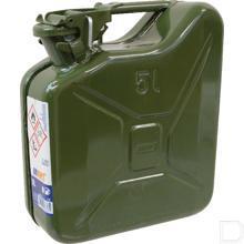 Brandstof-jerrycan 5L groen productfoto