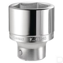 "Dopsleutel 3/4"" 4-kant met dop 50mm  productfoto"