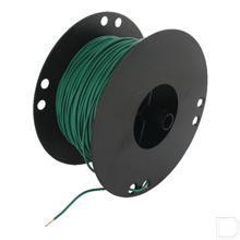 1-aderige kabel 1x0,75mm² groen 100m productfoto