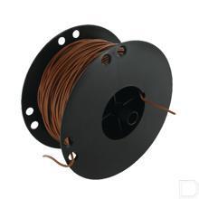 1-aderige kabel 1x0,75mm² bruin 100m productfoto