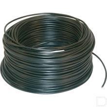1-aderige kabel 25mm² 12V - 24V 170A 10meter zwart productfoto