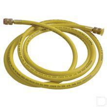 Slang R12 2,43 meter geel productfoto