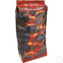 Houtskoolbriketten BBQ 10kg productfoto