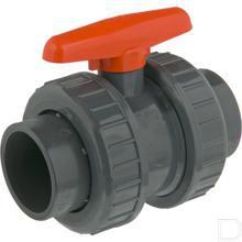 Kogelkraan DIL 63x63mm PVC-U productfoto