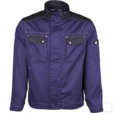 Werkjack Light marineblauw/zwart maat XL productfoto
