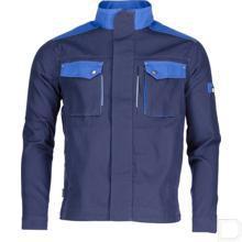Werkjack marine/koningsblauw maat XL productfoto