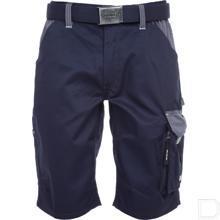Korte broek Original marine/grijs maat XS productfoto