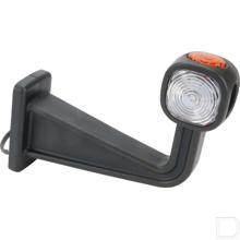 Breedtelicht LED flexibele arm 90° zijdelingse opbouw 12/24V productfoto