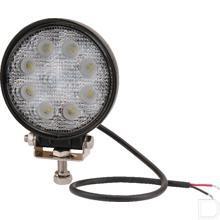 LED Werklamp 24W 1920lm - breedstraler productfoto