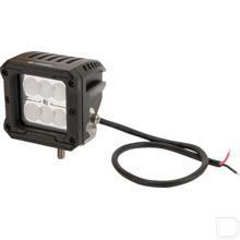 LED Werklamp 18W 1600lm - breedstraler productfoto