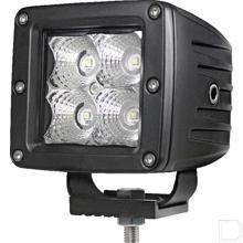 LED Werklamp 12W 1080lm - breedstraler productfoto