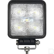 Werklamp LED vierkant 10/30V 15W 900 Lumen  productfoto