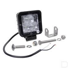 Werklamp LED vierkant 10/36V 600 Lumen productfoto