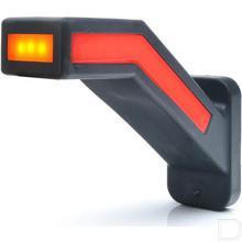 Breedte- en positielicht voor/achter links LED 12-24 V Kramp productfoto