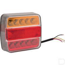 LED achterlicht 12/24V productfoto