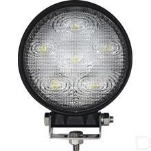 Werklamp LED rond 10/30V 1080 Lumen productfoto