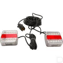 LED-lampenset monteerbaar. 12m productfoto