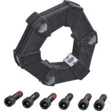 Koppelingsrubber LF30 60SH productfoto