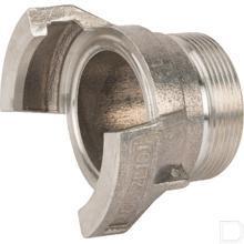 "Koppeling DN50 2"" buitendraad Aluminium productfoto"