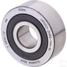 Looprol 2-rijig 17x47x17.5 2RS productfoto