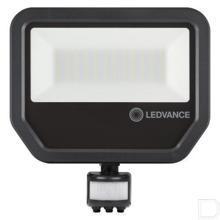 LED schijnwerper + sensor 50W 3000K IP65 productfoto