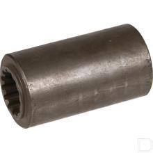 Koppeling LVP48 - SAE A - 15,87mm (31) productfoto