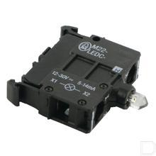 Element LED wit bodemmontage, 12-30VAC/DC productfoto