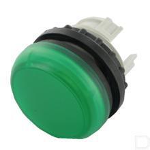 Signaallampen vlak groen productfoto