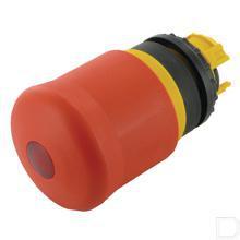 NOOD-UIT 38mm 0M + 0V, trekontgrendeld, verlicht productfoto