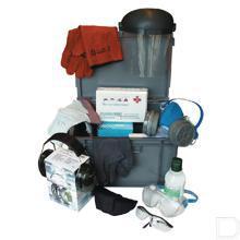 Veiligheisbox PBM monteur productfoto