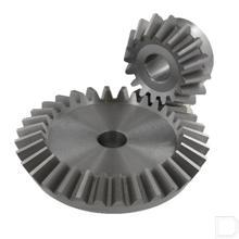 Conische tandwiel set module 3-R 1:2 productfoto
