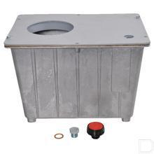 MPP tank 10L aluminium productfoto