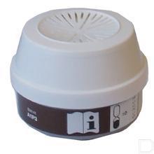 Gasfilter A1P3 bruin / wit 8 stuks productfoto