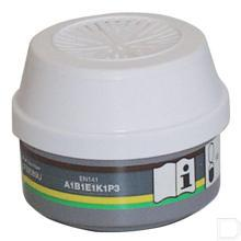 Gasfilter ABEK1P3 8 stuks productfoto