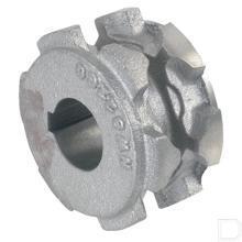 Nestenwiel steek 8x22,8 6N 35R-10 productfoto