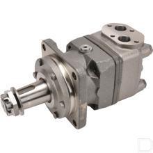 Orbitmotor OMT 315cc/omw conische as 1:10 Ø45mm met lekaansluiting productfoto
