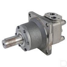 Wielmotor 200cc/omw as Ø40mm met lekaansluiting productfoto