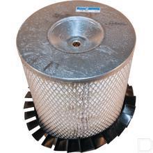 Luchtfilter buiten Ø90,5x201,5mm H=254mm productfoto