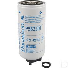 """Brandstoffilter waterafscheider 1"""" - 14UN Ø93mm H=219mm productfoto"""