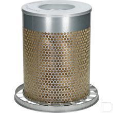 Luchtfilter buiten Ø118x226mm H=301,5mm productfoto
