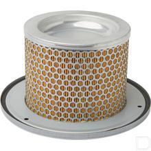 Luchtfilter binnen Ø118x161mm H=130,5mm productfoto