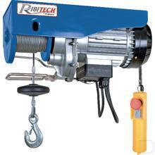 Elektrische lier, 100/200 kg productfoto